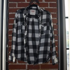 Plaid Shirt - Mossimo from Target